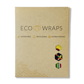 Imagen de EcoWraps Pack x3: Small, Medium & Large