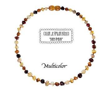 Imagen de Collar Ambar - Multicolor