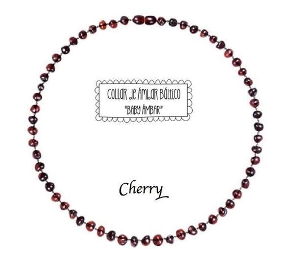 Imagen de Collar Ambar - Cherry