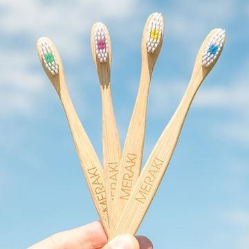 Imagen de Cepillo de Bambu