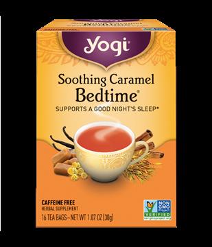 Imagen de Yogi Tea, Soothing Caramel Bedtime