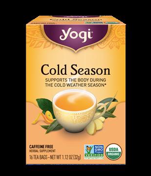 Imagen de Yogi Tea, Cold Season