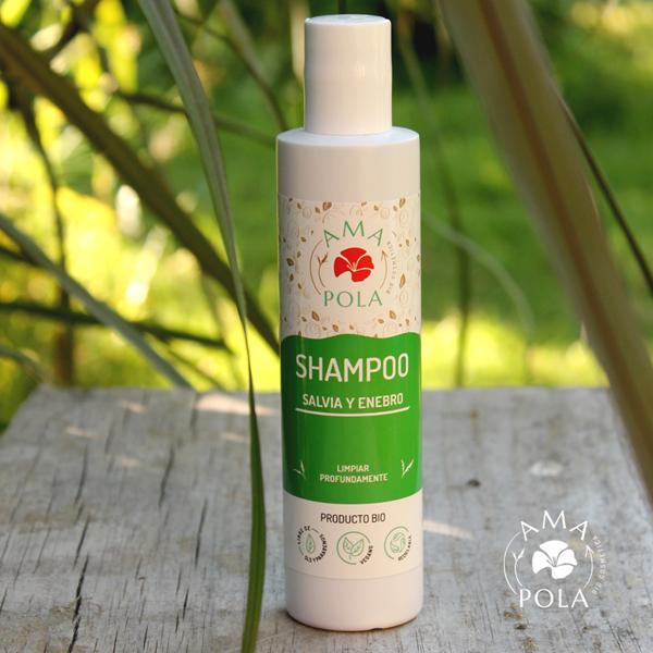 Imagen de Shampoo  Amapola Salvia y Enebro